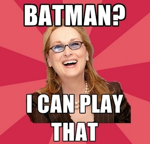 Meryl Streep Can Do It